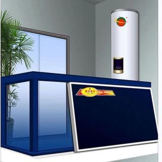 阳台壁挂太阳能(自然循