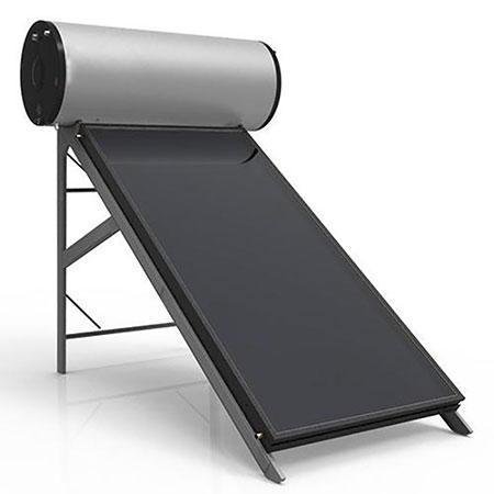 平板太阳能一体机