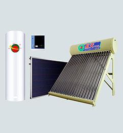 太阳能热水器质量不错,质保3年省心